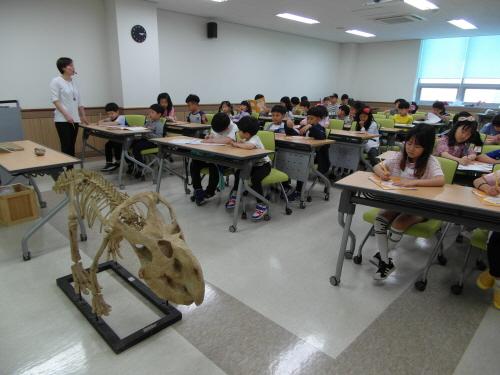 서산문화복지센터 어린이도서관, '공룡은 내친구' 프로그램 성료