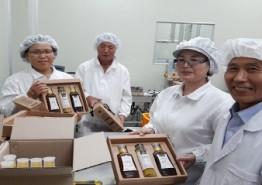 서산시농산물공동가공센터, 생강가공 제품 출시