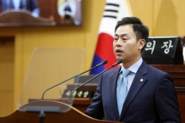 """서산시의회 최기정 의원, """"지역경제 활성화 위해 스포츠 대회 적극 유치해야"""""""