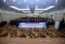 세계평화통일가정연합 제3지구에서 'International Leadership Conference 2019 Chungcheong'을 개최