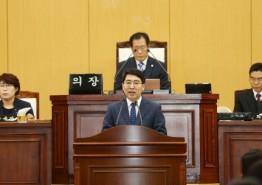 맹정호 서산시장, 시정연설서 내년도 시정운영 방향 밝혀