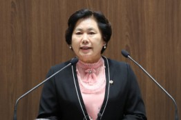 김옥수 의원, 독거노인, 노인자살률 문제 대안 마련 촉구