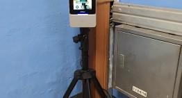 서산시, 초·중등 16개 학교에 열화상 카메라 긴급지원