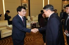 맹정호 서산시장, 중국 선양에서 부석 간월도 관광지 투자유치 홍보활동 펼쳐