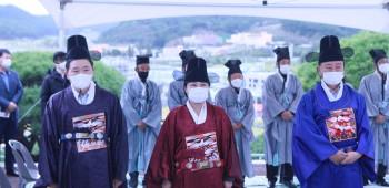 서산시의회 이연희 의장, 서산지역 최초 여성 제관 봉행
